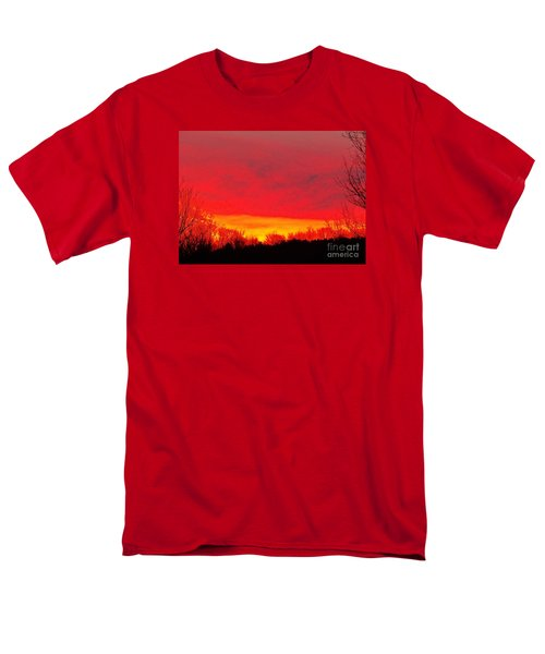 Elijahs Host Men's T-Shirt  (Regular Fit) by Christian Mattison