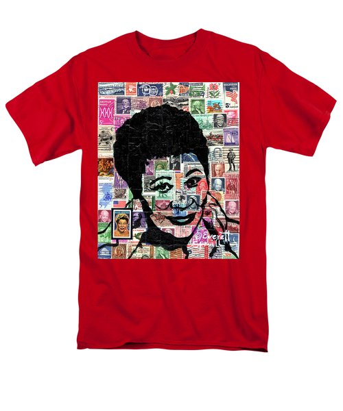 Lady Ella Fitzgerald Men's T-Shirt  (Regular Fit)