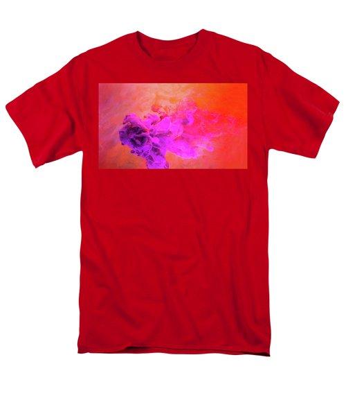 Emotional Fusion  - Abstract Art Photography Men's T-Shirt  (Regular Fit) by Modern Art Prints