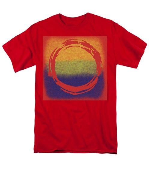 Enso 7 Men's T-Shirt  (Regular Fit) by Julie Niemela