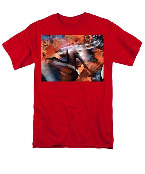 Deliverance Men's T-Shirt  (Regular Fit) by Yul Olaivar