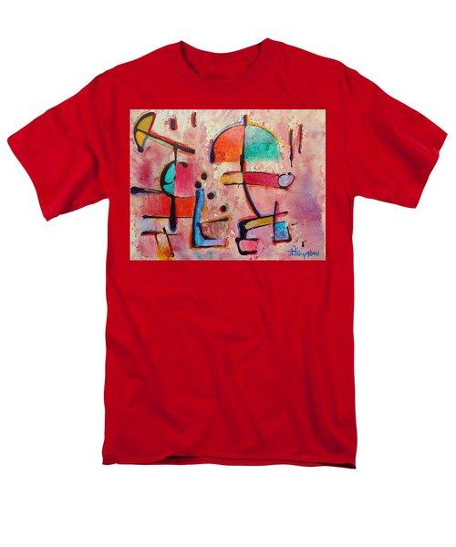 Expression # 12 Men's T-Shirt  (Regular Fit) by Jason Williamson