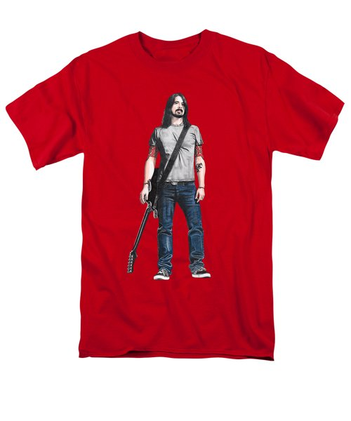 Extraordinary Hero Cutout Men's T-Shirt  (Regular Fit) by Steven Hart