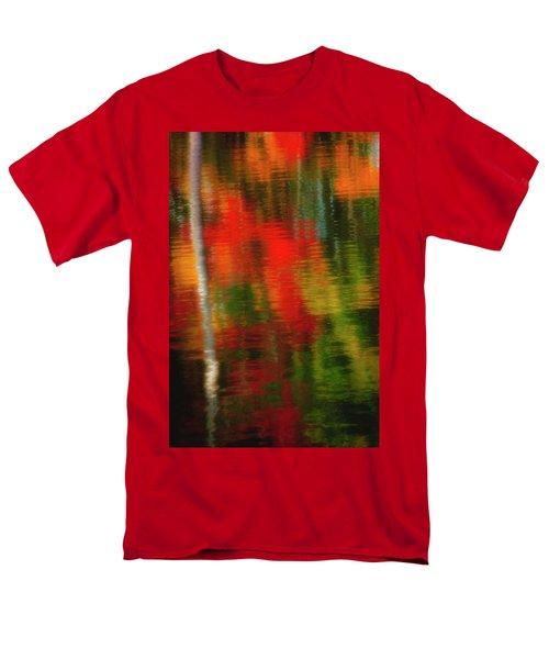 Fall Reflections Men's T-Shirt  (Regular Fit) by David Cote