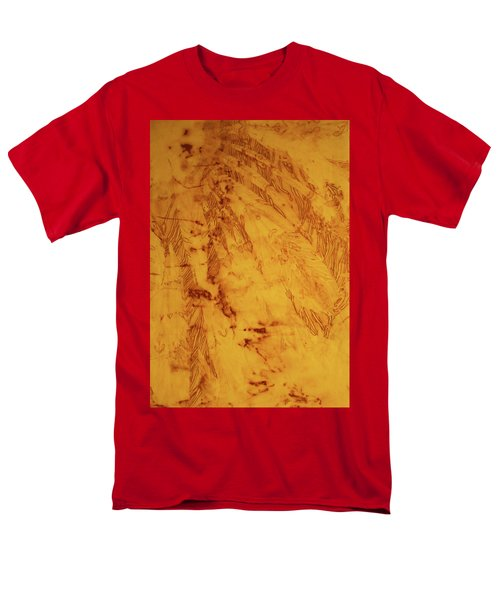 Feathers On The Wind Men's T-Shirt  (Regular Fit)