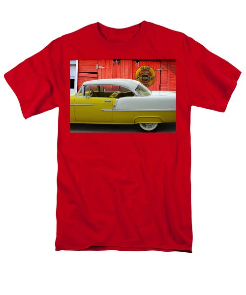 Men's T-Shirt  (Regular Fit) featuring the photograph Fine 55 by Rod Seel