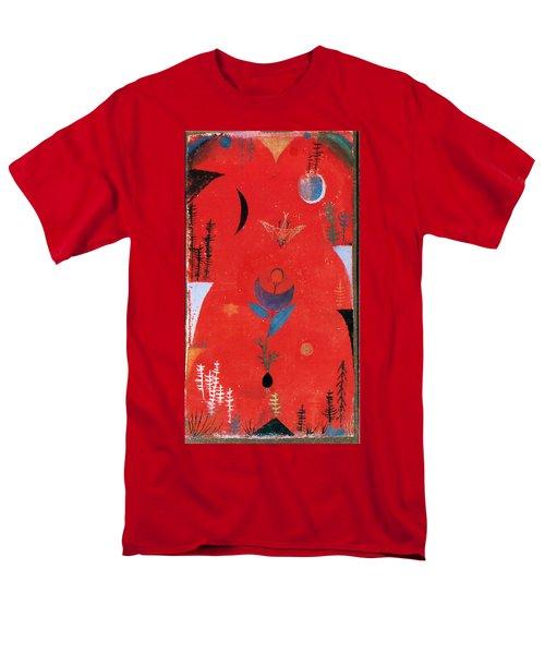 Flower Myth Men's T-Shirt  (Regular Fit) by Paul Klee