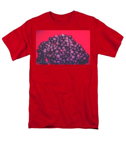 For The Love Of Berries Men's T-Shirt  (Regular Fit)