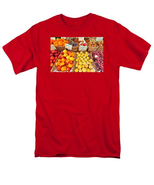 Fruits Men's T-Shirt  (Regular Fit) by Marwan Khoury