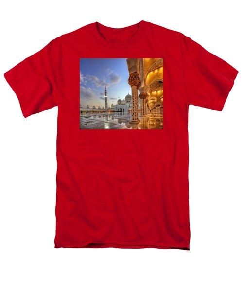 Golden Temple Men's T-Shirt  (Regular Fit) by John Swartz