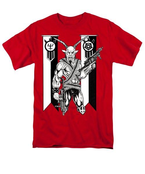 Great Goat War Men's T-Shirt  (Regular Fit)