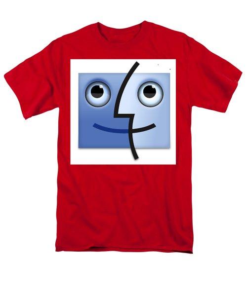 Happy Men's T-Shirt  (Regular Fit) by Now