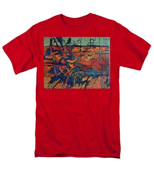 Harbingers Men's T-Shirt  (Regular Fit) by Bernard Goodman