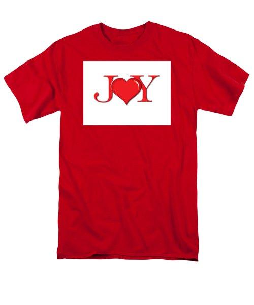 Heart Joy Men's T-Shirt  (Regular Fit) by Greg Slocum