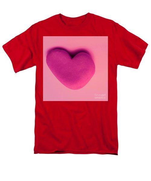 Heart Of Stone Men's T-Shirt  (Regular Fit)