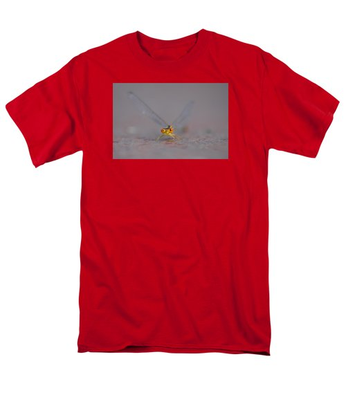 Men's T-Shirt  (Regular Fit) featuring the photograph Hello by Ramona Whiteaker