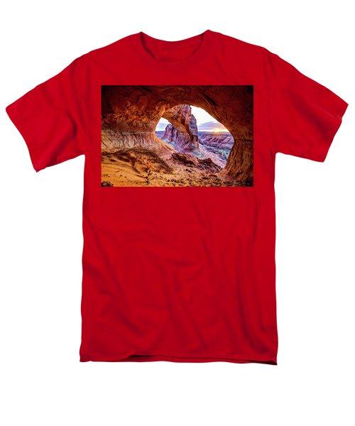 Hidden Alcove Men's T-Shirt  (Regular Fit) by Chad Dutson