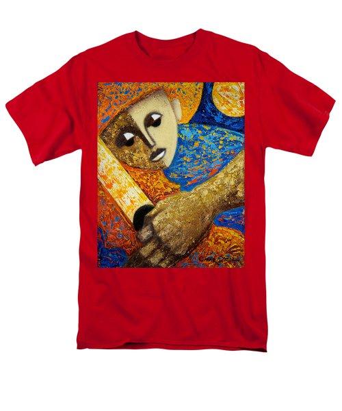 Jibaro Y Sol Men's T-Shirt  (Regular Fit) by Oscar Ortiz