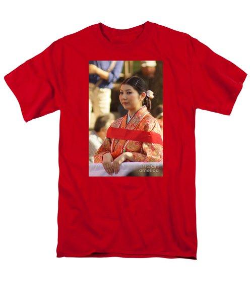 Jidai Matsuri Xxii Men's T-Shirt  (Regular Fit) by Cassandra Buckley