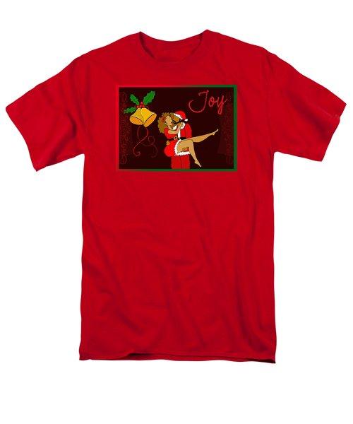 Joy Men's T-Shirt  (Regular Fit) by Diamin Nicole