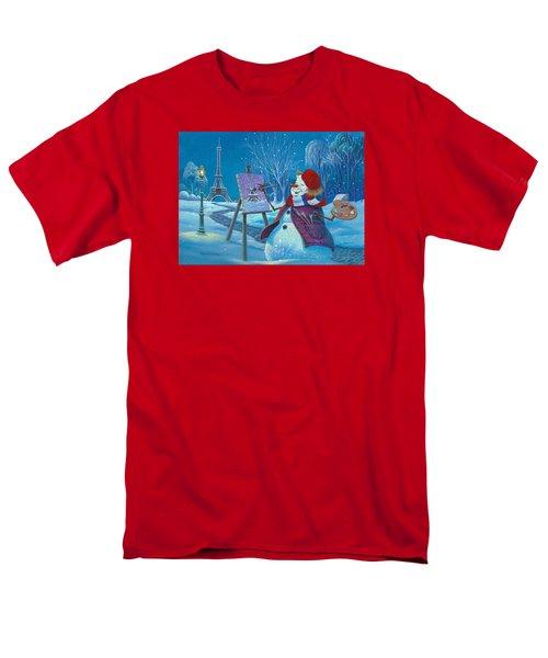 Joyeux Noel Men's T-Shirt  (Regular Fit)