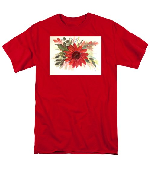 Men's T-Shirt  (Regular Fit) featuring the painting Just For You by Dorothy Maier