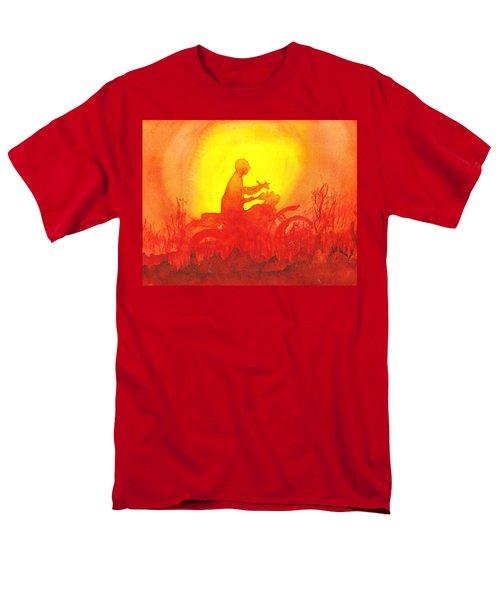 Koala Lumpur Sunset Men's T-Shirt  (Regular Fit) by Donna Walsh