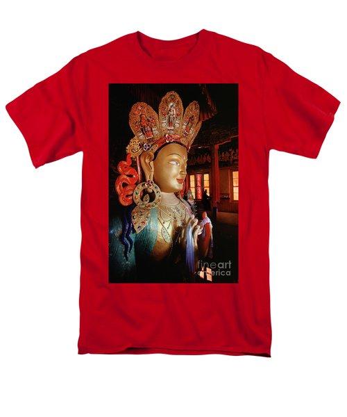 Men's T-Shirt  (Regular Fit) featuring the photograph Ladakh_41-2 by Craig Lovell