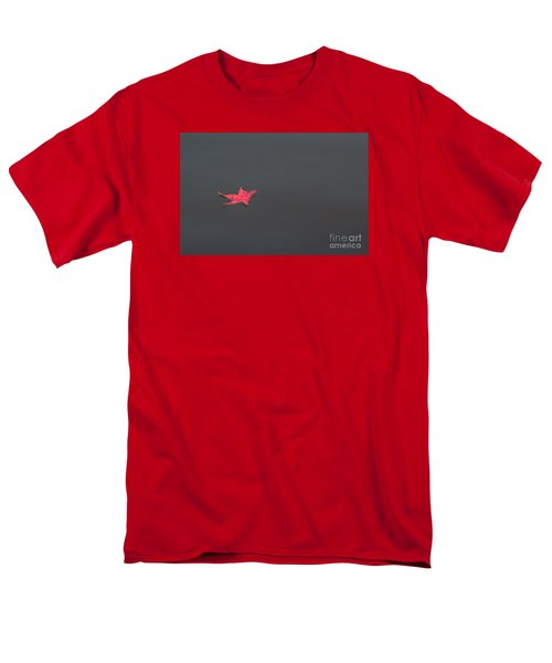 Leaf Alone Men's T-Shirt  (Regular Fit) by Kevin McCarthy