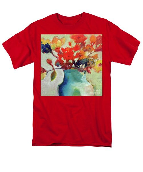 Little Bouquet Men's T-Shirt  (Regular Fit) by Michelle Abrams