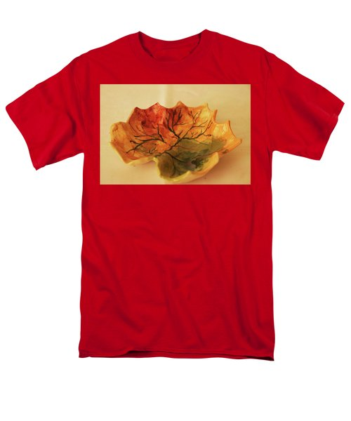 Little Leif Dish  Men's T-Shirt  (Regular Fit) by Itzhak Richter
