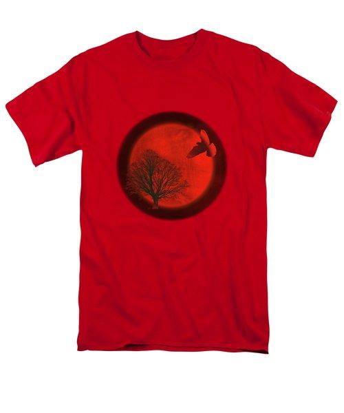 Longing Men's T-Shirt  (Regular Fit) by AugenWerk Susann Serfezi