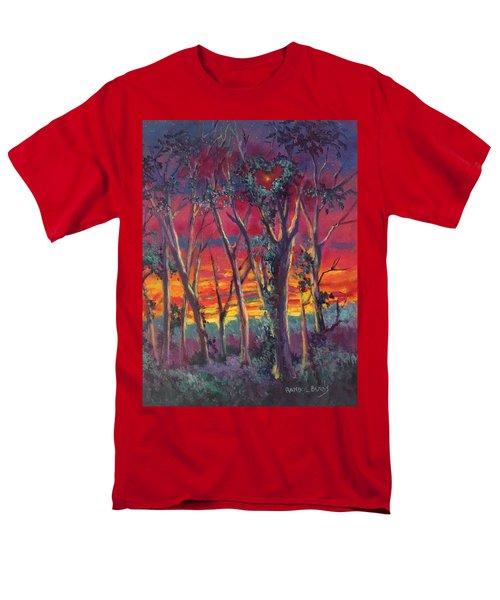 Love And The Evening Star Men's T-Shirt  (Regular Fit)