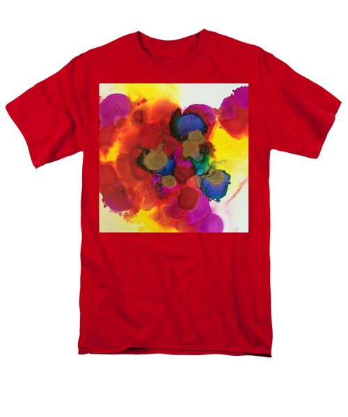 Love Is Everywhere  Men's T-Shirt  (Regular Fit) by Tara Moorman
