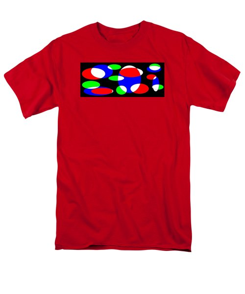 Love No. 10 Men's T-Shirt  (Regular Fit) by Mirfarhad Moghimi