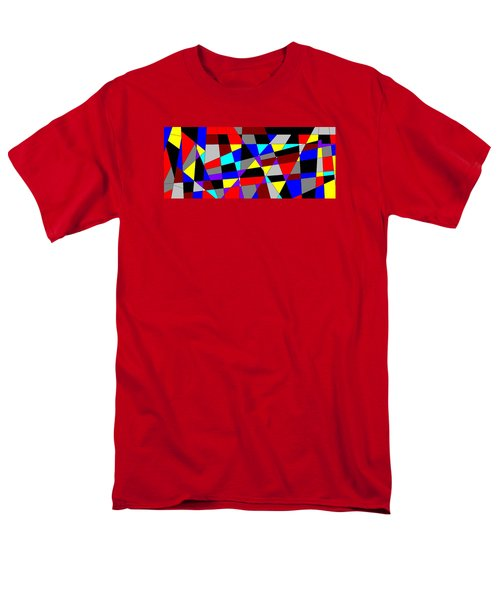 Love No. 14 Men's T-Shirt  (Regular Fit) by Mirfarhad Moghimi