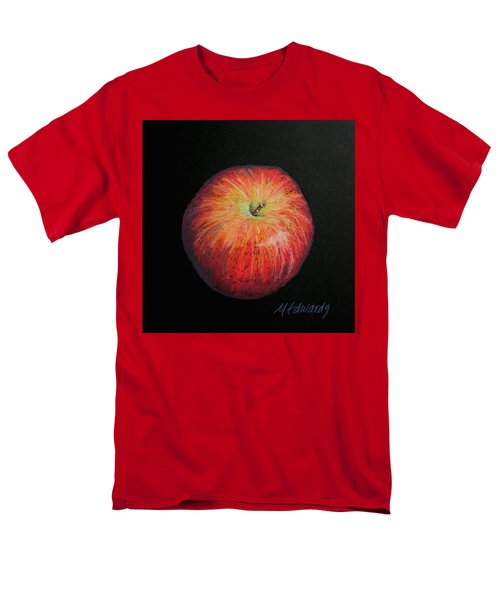 Lunch Apple Men's T-Shirt  (Regular Fit) by Marna Edwards Flavell