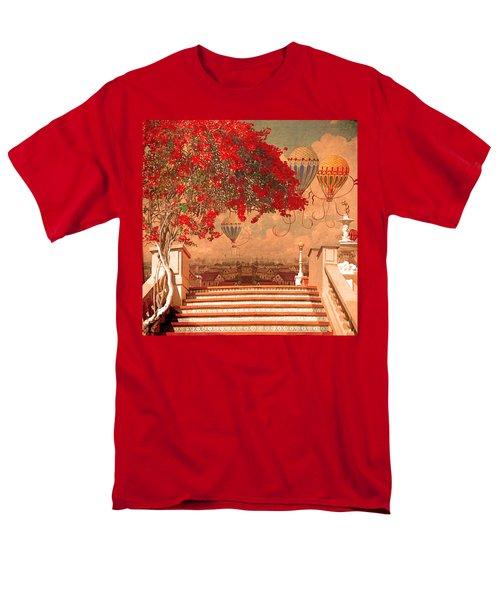 Magical Kindom Men's T-Shirt  (Regular Fit) by Jeff Burgess