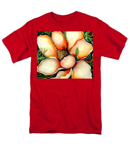Magnolia Men's T-Shirt  (Regular Fit) by Yolanda Rodriguez