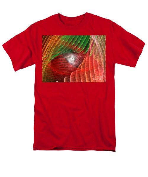 Matrix Men's T-Shirt  (Regular Fit) by Kim Sy Ok