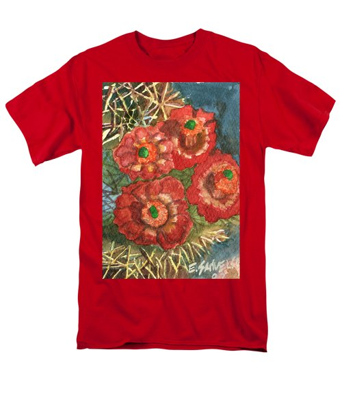 Mexican Pincushion Men's T-Shirt  (Regular Fit) by Eric Samuelson