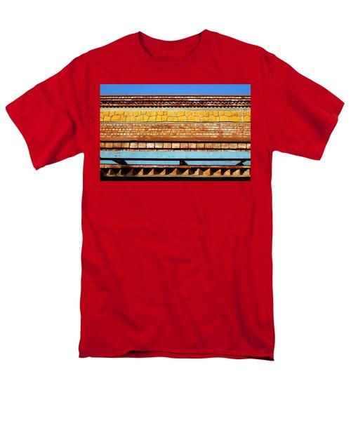 Men's T-Shirt  (Regular Fit) featuring the photograph Minimal Sundae by Prakash Ghai