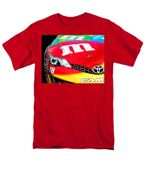 Mm's Nascar Men's T-Shirt  (Regular Fit) by Natalie Ortiz