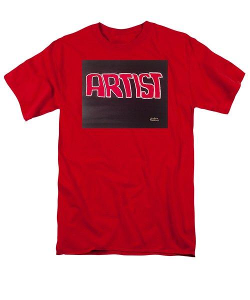 Movie Artist09's Movie Men's T-Shirt  (Regular Fit)