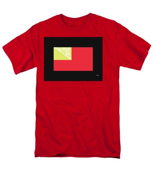 Men's T-Shirt  (Regular Fit) featuring the digital art Music Notes 2 by David Bridburg