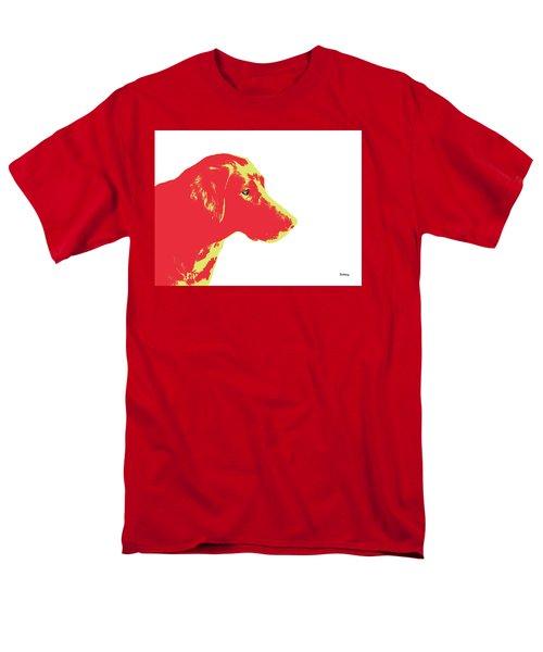 Men's T-Shirt  (Regular Fit) featuring the digital art Music Notes 6 by David Bridburg