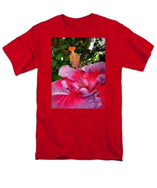 My Special Hibiscus Men's T-Shirt  (Regular Fit) by Lori Seaman