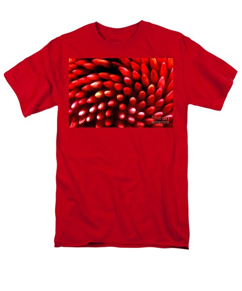Men's T-Shirt  (Regular Fit) featuring the photograph Naked Porcupine by Stephen Mitchell