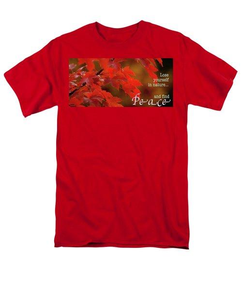 Nature202 Men's T-Shirt  (Regular Fit) by David Norman