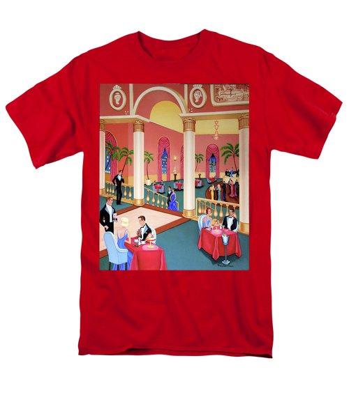 Night Life Men's T-Shirt  (Regular Fit) by Tracy Dennison